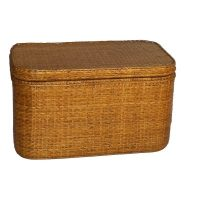 Wicker Storage Chests and Trunks