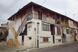 Προσφυγικό οίκημα στο συνοικισμό του Κερατσινίου
