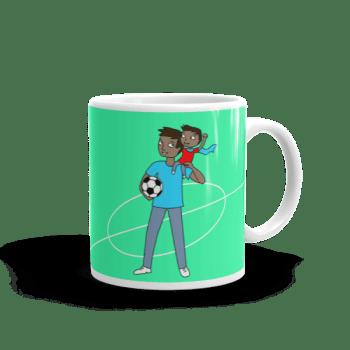 Soccer dad dark brown