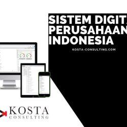 sistem digital perusahaaan