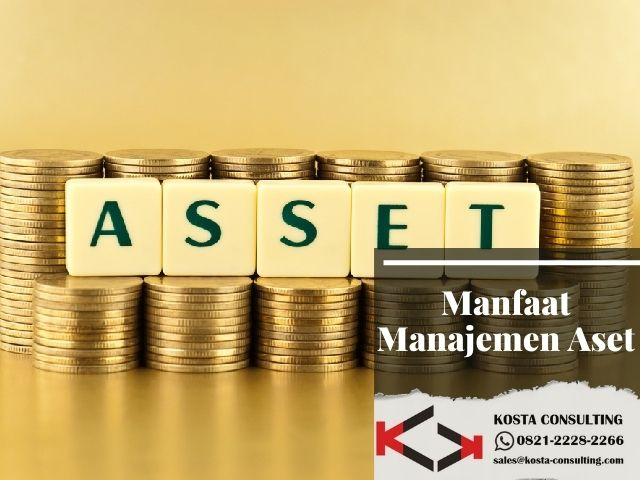 manfaat manajemen aset, aplikasi manajemen aset