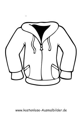 Malvorlagen Kleidung