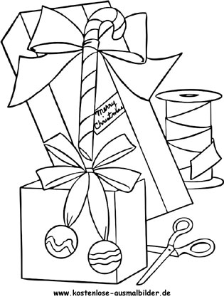 Ausmalbilder Weihnachten Malvorlagen Weihnachten