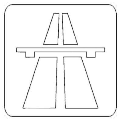 Malvorlagen Verkehrsschilder