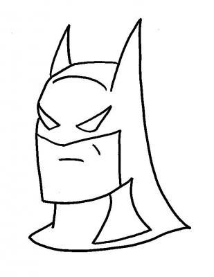Malvorlagen - Ausmalbilder Batman Ausmalbilder Comic und