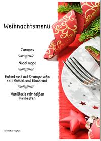 Weihnachtsmen Karten online erstellen
