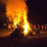 Kolmekuningapäeva kuuskede põletamine
