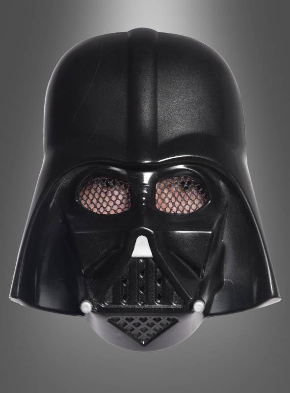 Darth Vader Maske Vintage für Erwachsene Star Wars