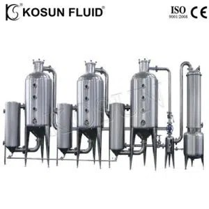Sanitary Concentration and Extraction Equipment