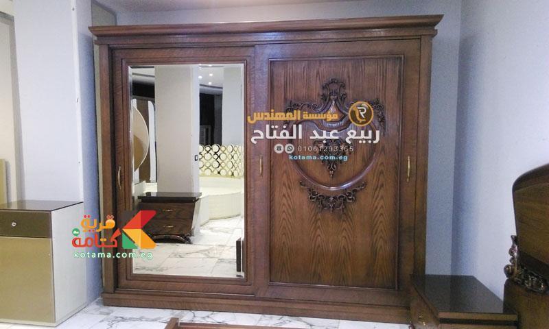 غرف نوم مودرن 2018 جرار كامله للعرسان قريه كتامه