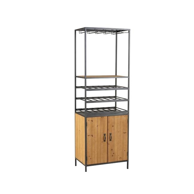 armoire style industriel armoire bar kotecaz