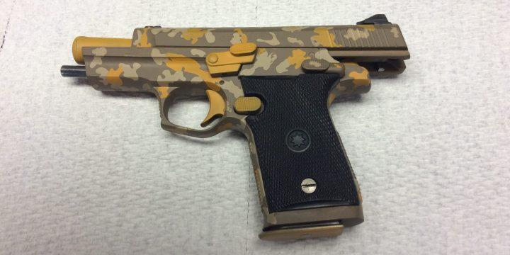 FireStar M40 in Micro Desert Camo