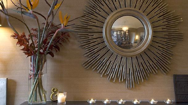 Ampersand Interiors Mirror