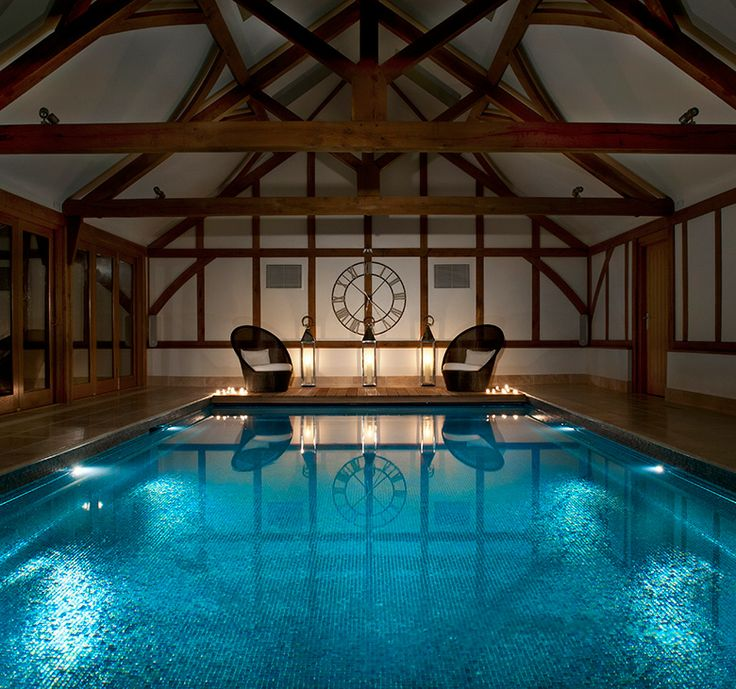 Pool - April Hamilton Designs