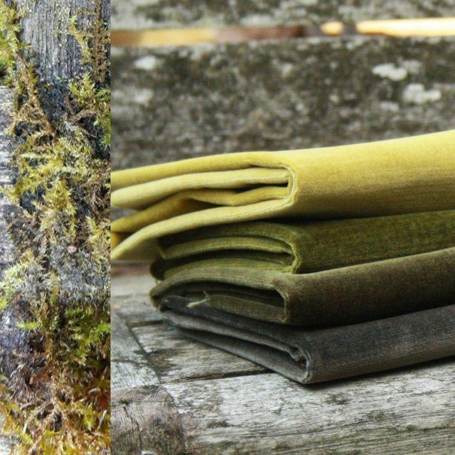Mohair Velvet Upholstery