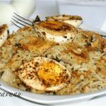 Egg Biryani -Mutta Biryani |kothiyavunu.com