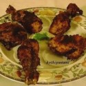 Microwave Chicken Drumstick Fry Recipe