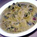 Koon Thengapal Curry /Mushroom Coconut Milk Gravy