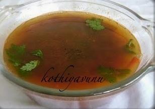 Rasam Recipe – Tomato Rasam Recipe – Tangy Tomato Soup Recipe