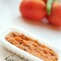 Thakalli Chutney /Tomato Chutney
