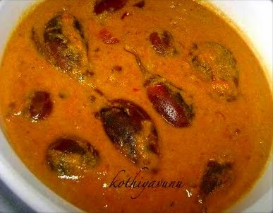 Ennai Kathirikkai Kuzhambu  Recipe | Egg Plant -Brinjal – Vazhuthananga Curry Recipe | Stuffed Eggplant in Tamarind Sauce