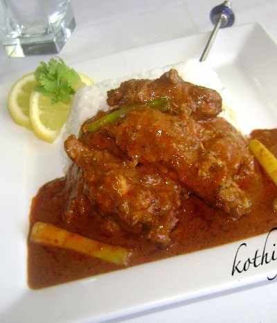 Malaysian Chicken Curry /Kari Ayam