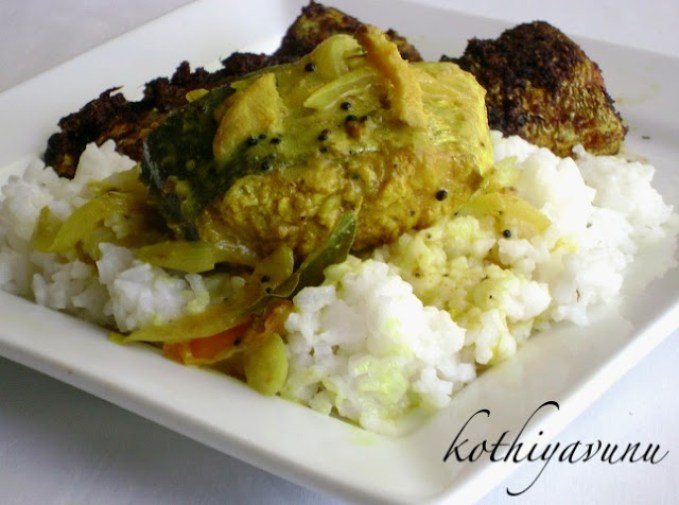 Fish Molee -Meen Molee-Kerala Style Fish Stew |kothiyavunu.com