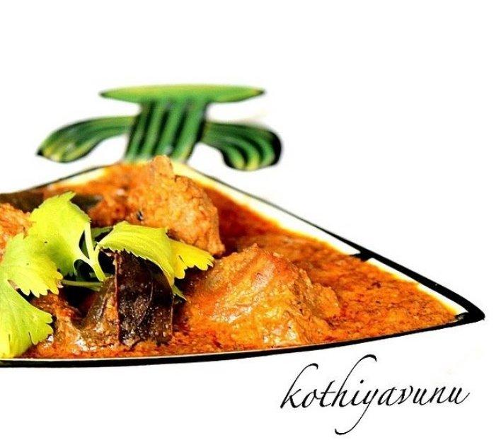 Rogan Josh - Kashmiri Lamb Curry   kothiyavunu.com
