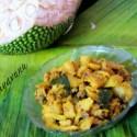 Chakka Erissery /Jackfruit with Roasted Coconut