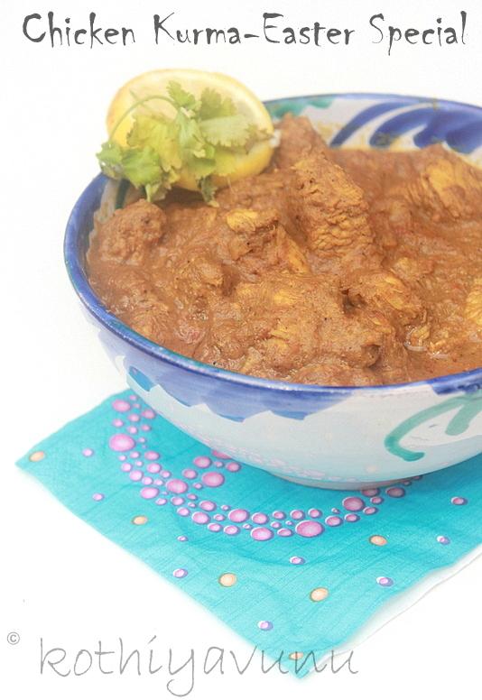 chicken korma recipe kerala style home