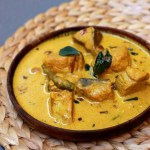 Ney Meen Curry-Kerala Style Seer Fish Curry kothiyavunu.com