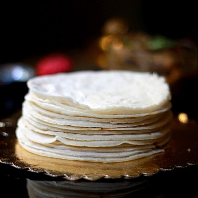 Kerala Pathiri Recipe – Ari Pathiri  Recipe – Soft Rice Bread from Kerala