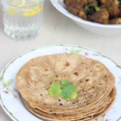 Chapati Recipe | Chapathi-Chappathi Recipe | Roti Recipe | Whole Wheat Indian Flat Bread