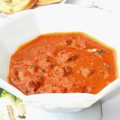 Butter Chicken-Murg Makhani-Chicken Butter Masala