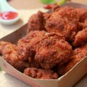 Fried Chicken Nuggets -Homemade Chicken Bites