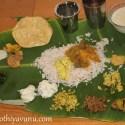 Onam Sadya Recipes and Happy Onam