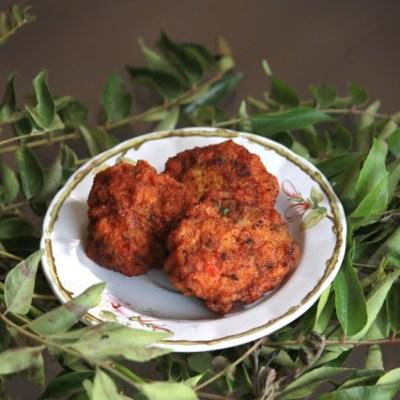 Chemmeen -Prawns Vada |Kerala Shrimp Cutlet