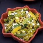 Vishu Thoran-Kani Thoran-Mixed Vegetable Stir Fry|kothiyavunu.com