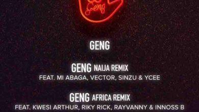 Photo of Mayorkun – Geng (Naija Remix) Ft MI Abaga x Vector x Sinzu x Ycee Lyrics