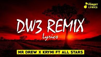 Photo of Mr Drew feat. Krymi — Dwe Remix Lyrics