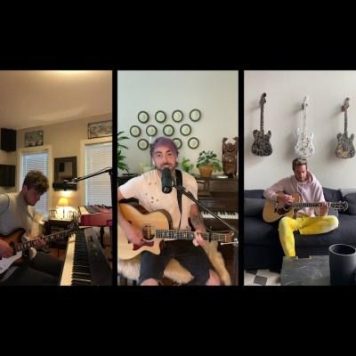 All Time Low – Glitter & Crimson (Acoustic) lyrics