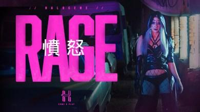 Photo of Halocene – RAGE Lyrics