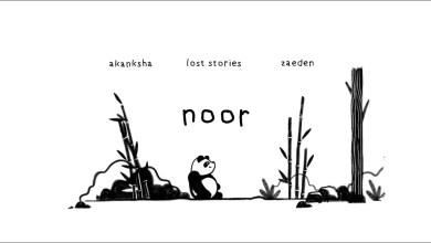 Photo of Lost Stories Ft Akanksha Bhandari & Zaeden – Noor Lyrics