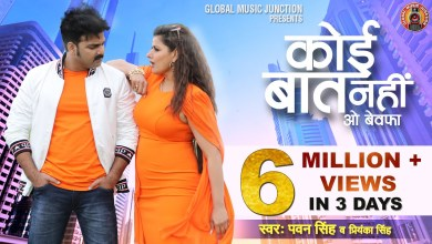 Photo of Pawan Singh x Priyanka Singh – Koi Baat Nahi O Bewafa Lyrics