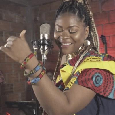 Sandrine Nnanga - Sweet mother lyrics