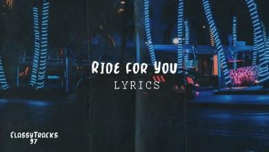 Photo of Bosquet & Sani Knight – Ride for You lyrics