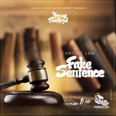 Chronic Law – Fake Sentence lyrics