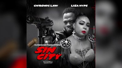Photo of Chronic Law – Sin City Ft. Lisa Hype