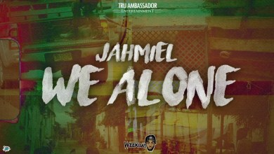 Photo of Jahmiel – We Alone Lyrics