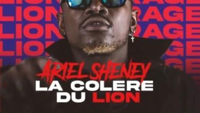Photo of ARIEL SHENEY – LA COLÈRE DU LION Lyrics